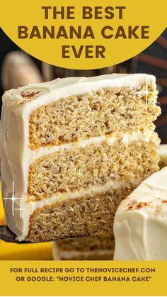Great Desserts, Homemade Desserts, Summer Desserts, Homemade Cakes, Delicious Desserts, Cupcake Recipes, Baking Recipes, Cupcake Cakes, Dessert Recipes