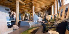 Craig Thomas Discovery and Visitor Center at Grand Teton National Park