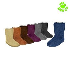 """Dawgs Women's 9"""" Cozy Boots - Assorted Colors Nomorerack is amazing for all size,  and different fashion!"""