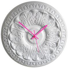 Mr Kaliski Rose Clock