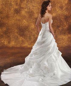 bonny wedding dress 853 | Bonny Bridal 853 - Wedding Dresses-1