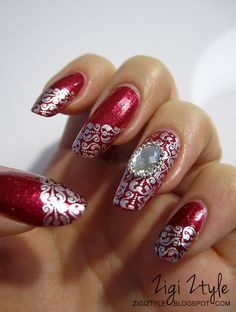 Christmas Nails LOL