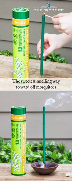 Ward off pests with natural mosquito repellent incense sticks. High concentrations of citronella, cedarwood, rosemary, and other oils naturally combat mosquitoes and smell great, too. This formula…More CLICK Visit link for Ceramic Incense Holder, Natural Mosquito Repellant, Mosquito Trap, Diy Mosquito Repellent, Mosquito Control, Insecticide, My Pool, Insect Repellent, Pest Control