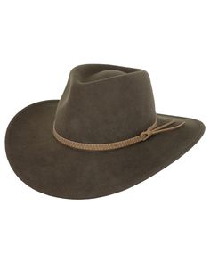 Outback Trading Co Men/'s Co Collingsworth Upf50 Sun Protection Crushable Wool
