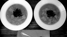 Vegan Garlic and Potato Soup