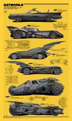 Batman Auto, Le Joker Batman, Batman Batmobile, Batman Robin, Gotham Batman, Superman, Dc Comics Art, Marvel Comics, Marvel Dc