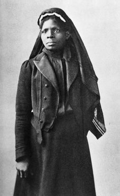 Susie King Taylor, the first Black Army Nurse.  She took care of all the Black army troops named the First South Carolina Volunteers, 33rd Regiment, during the Civil War.  This Union nurse was never paid for her work like many Black nurses during that time.