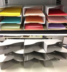 "<p>Maybe you've seen it before, but we can't get enough of this smart hack: Turn <a href=""http://www.ikea.com/us/en/catalog/products/50022354/"">Ikea's $1.99 FLYT magazine files</a> sideways, tape together, file away. Boom! (Credit: <a href=""https://www.pinterest.com/pin/540432024010874294/"">Ikea/Pinterest</a>)</p>"