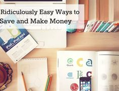 This post of 7 Ridiculously easy ways to save and make money has really helped me! I have learned many new ways to save and make money from this post! Pinning for future reference!