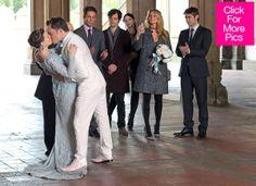 'Gossip Girl' Series Finale — Chuck & Blair Get Married? - Hollywood Life