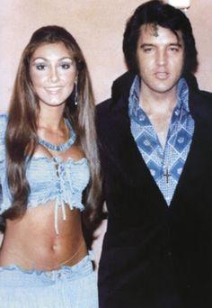 Elvis & Linda