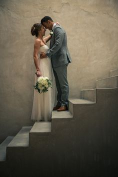 Moderne Hochzeit