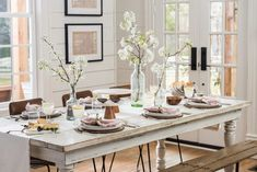 """Keep up to date on the latest news & stories from the host of HGTV's hit remodeling show """"Fixer Upper"""" & owner of the Magnolia Market, Joanna Gaines! French Country Style, French Country Decorating, Country Chic, Magnolia Market, Magnolia Homes, Magnolia Joanna Gaines, Subtle Textures, Ship Lap Walls, Furniture Styles"""