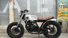 Suzuki Thunder 250 Brat Style – MalaMadre Motorcycles