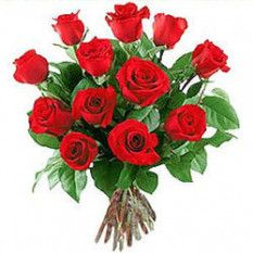 12 Roses Rouges En 2020 Envoyer Des Fleurs Fleurs Pour Anniversaire