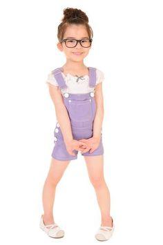 ce3237dec26d0e Fun Trendy Bun Updo for a Little Girl