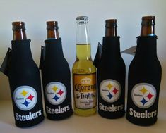 Kolder Pittsburgh Steelers Bottle Jersey