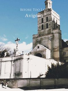 #1 Visit Avignon where Roman Catholic was stayed for 70 years