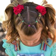 20 Stunning Kids Hairstyles Ideas You Have To Try Right Now Toddler Hairstyles Girl Hairstyles Ideas Kids Stunning Girls Hairdos, Kids Curly Hairstyles, Cute Little Girl Hairstyles, Baby Girl Hairstyles, Hairdos For Little Girls, Back To School Hairstyles, Princess Hairstyles, Makeup For Little Girls, Braids For Girls Hair