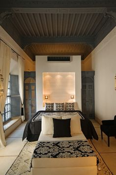 The perfect honeymoon suite in the heart of the Marrakech medina! Bahia Suite | Riad Adore | Marrakesh www.riadadore.com