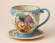 Alice in Wonderland planter