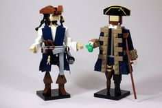 LEGO Pirates of the Caribbean On Stranger Tides