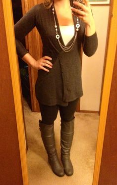 Business Casual Work Outfit #44