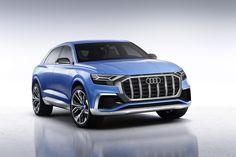 Motor'n | FULL-SIZE SUV IN COUPE DESIGN: AUDI Q8 CONCEPT