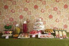 Petites Bouchees Dessert Table