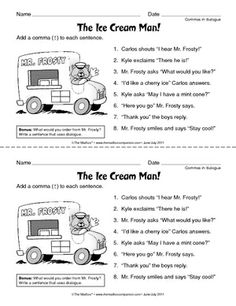 Career Worksheets Excel Results For Ice Cream  Worksheet  Guest  The Mailbox  Number Writing Worksheets Excel with Triangle Worksheets For Kindergarten Results For Ice Cream  Worksheet  Guest  The Mailbox Volume Worksheets Grade 6 Pdf