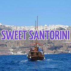 Sweet Santorini