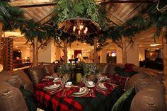 tartan christmas | Elegant Plaid | Christmas
