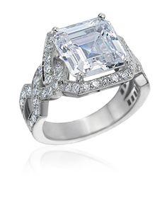 Gumuchian Jewelers Engagement Ring (=)