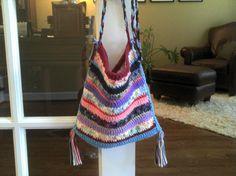 The sak (Crochet purse using cotton yarn)...created by Danita