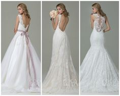 Chaste & Beautiful: Cocomelody Wedding Dresses!