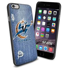 """Washington Wizards Logo Jeans iPhone 6 4.7"""" Case Cover Protector for iPhone 6 TPU Rubber Case SHUMMA http://www.amazon.com/dp/B00VQMPMI6/ref=cm_sw_r_pi_dp_yC7iwb0A5VKFD"""