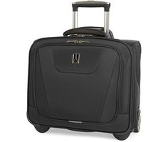 The Travelpro Maxlite 4 Rolling Tote is a perfect rolling carry-on that is lighter and more durable with interior zippered mesh pocket for extra packing space.