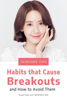Many everyday habits cause us acne breakouts without us noticing it. In this article, we'll sift through these factors and discuss how to prevent doing such habits that cause breakouts. Acne Skin, Acne Prone Skin, Oily Skin, Prom Makeup Looks, Acne Breakout, Cool Hair Color, Retro, Glowing Skin, Good Skin