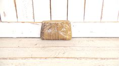 Vintage tan brown snake skin leather clutch purse/reptile handbag/small clutch bag by GreenCanyonTradingCo on Etsy