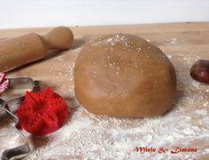 Pasta Frolla alle castagne - ricetta base