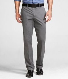 HEATHERED STRETCH COTTON PRODUCER PANT at Express $39.99 with extra 30% off!