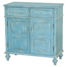 Two-door chest with two upper drawers and an interior shelf.     Product: ChestConstruction Material: Wood compos...