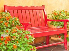 Revamp outdoor furniture