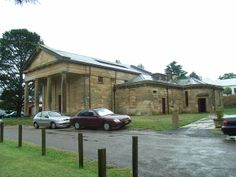 Berrima Court House, NSW