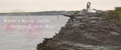 #codependenceday #samedayedit #readysetfilm #fourthofjulywedding #NewportRI #oceancliff #nauticalwedding #outdoorwedding