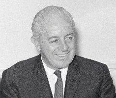 Harold Holt - Prime Minister of Australia who went missing while swimming at Cheviot Beach near Portsea, Victoria and was presumed drowned. Unexplained Disappearances, Best Mysteries, Celebrity List, Head Of State, Vietnam War, Popular Culture, World History, Good People, Famous People