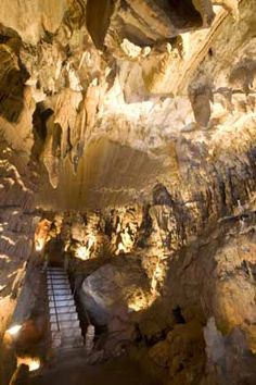 "Bristol Caverns and Appalachian Caverns, been there. Yell ""GOONIES!"" when they turn the lights off."