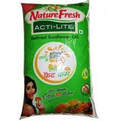 Nature Fresh Acti-lite Refined Sunflower Oil