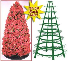 Half tree slim style from 3 5 15ft tall for Poinsettia christmas tree frame