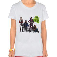 """""""Down With Auradon"""" T-shirt"""